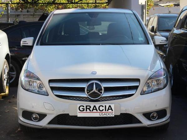 Mercedes-Benz B BLUEEFFICIENCY SPORT MT año 2014