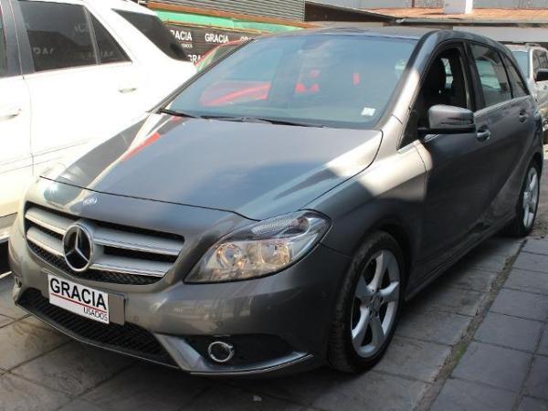Mercedes-Benz B 1.6 CDI AT año 2014