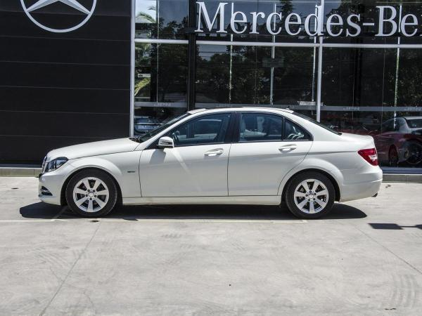Mercedes-Benz C180 CGI BLUE EFFICIENCY 1.8 T año 2012