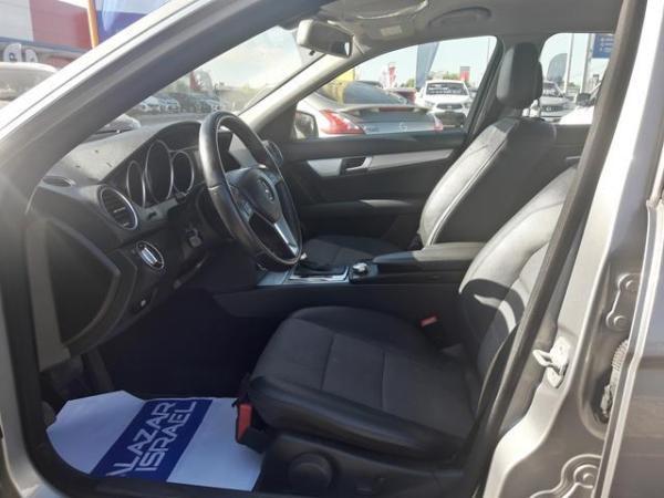 Mercedes-Benz C180 C180 Cgi Blue Efficiency año 2012