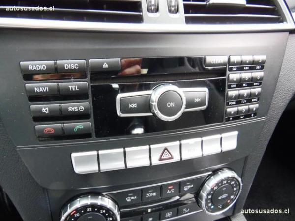 Mercedes-Benz C180 Blueefficiency Coupé Spor año 2013