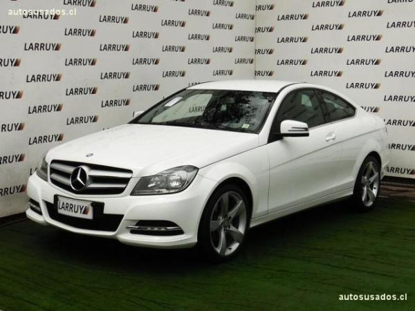 Mercedes-Benz C180 Blueefficiency Coupe Spor año 2013