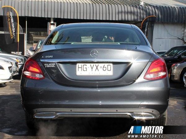 Mercedes-Benz C180 C 180 año 2015