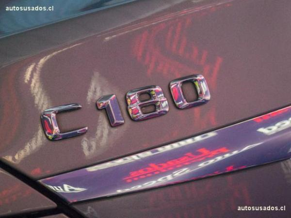 Mercedes-Benz C180 C180 año 2015