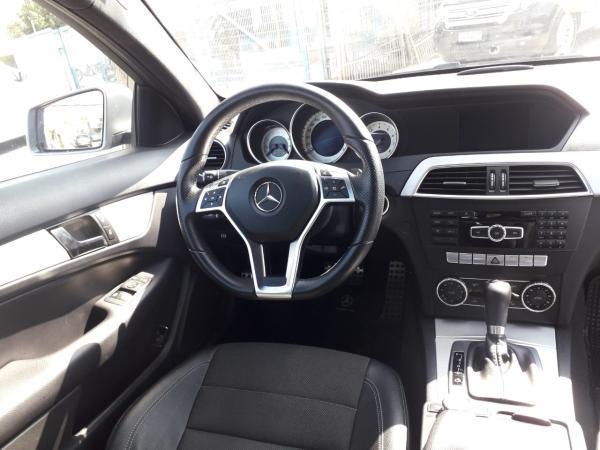 Mercedes-Benz C180 Coupé 1.8 . año 2015