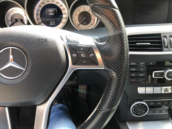 Mercedes-Benz C180 Blue Efficiency Coupe Spo año 2016