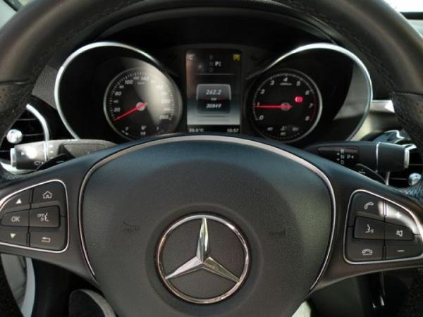 Mercedes-Benz C180  año 2016