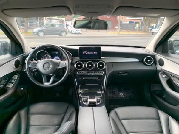Mercedes-Benz C180 kaufmann año 2016