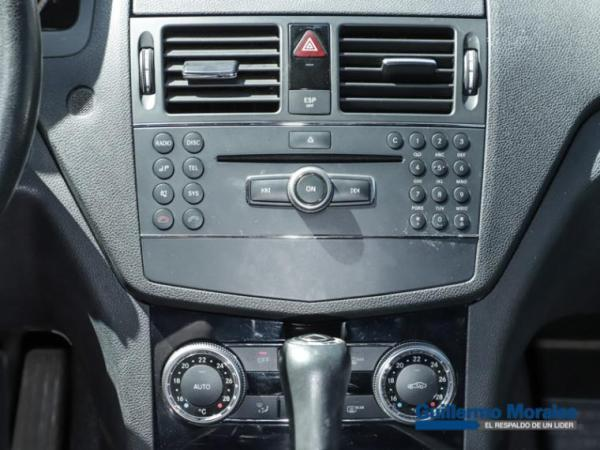 Mercedes-Benz C200 K 1.8 año 2008