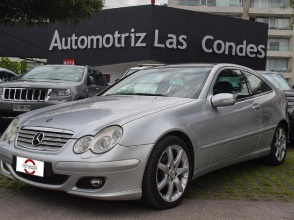 Mercedes-Benz C200 SPORT COUPE año 2008