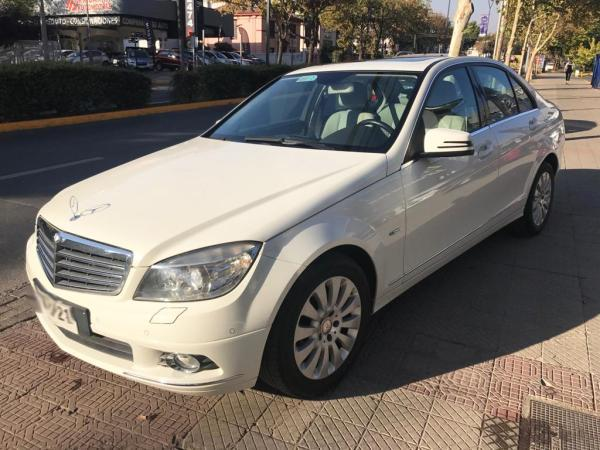 Mercedes-Benz C200 1.8 C 200 Blue Efficiency año 2011