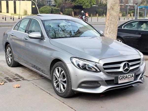 Mercedes-Benz C200 2.0 AT año 2016