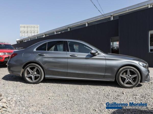 Mercedes-Benz C200  año 2018