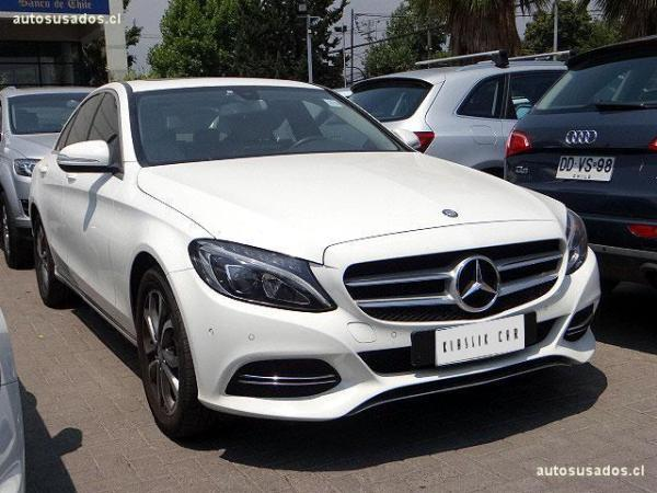 Mercedes-Benz C220 BLUETEC año 2015