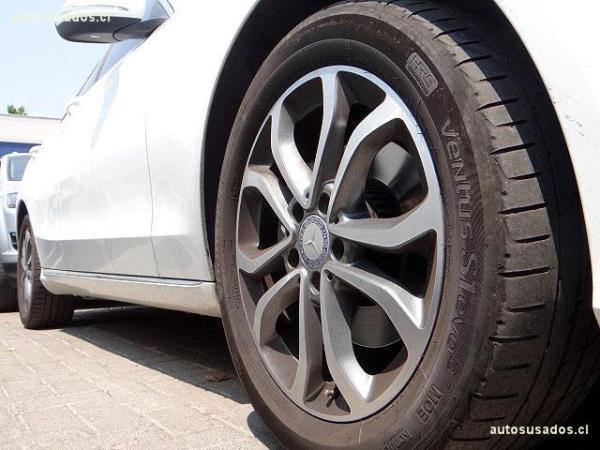 Mercedes-Benz C220 BLUETEC año 2015