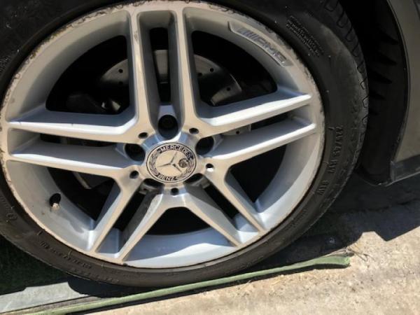 Mercedes-Benz C250 CGI BLUE EFFICIENCY año 2014