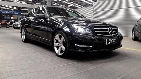 Mercedes-Benz C250 C250 BLUEEFFICIENCY año 2015