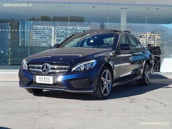 Mercedes-Benz C250  año 2016