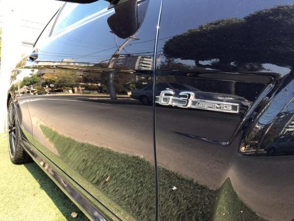 Mercedes-Benz C63 C 63 año 2012