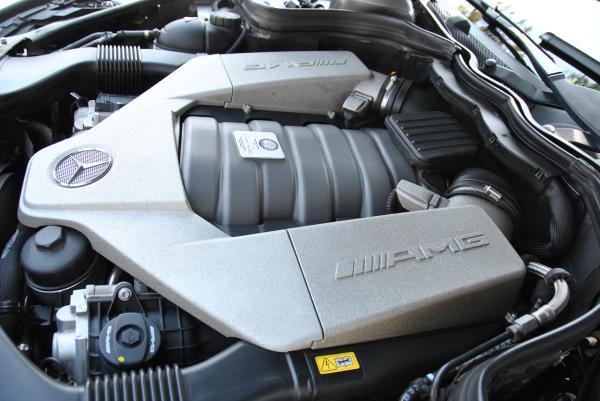 Mercedes-Benz C63 AMG 6.3 año 2014