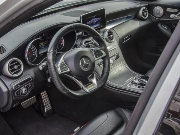 Mercedes-Benz C63 AMG SEDAN año 2016