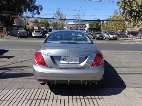 Mercedes-Benz CL 63 AMG  año 2010