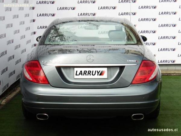 Mercedes-Benz CL500 5.5 año 2008