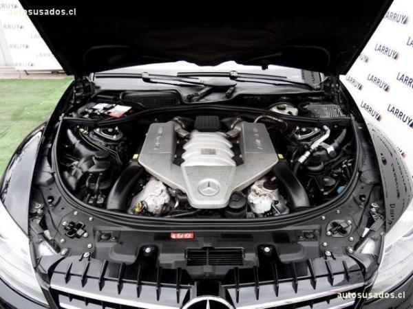 Mercedes-Benz CL63 AMG Coupé 6.3 año 2009