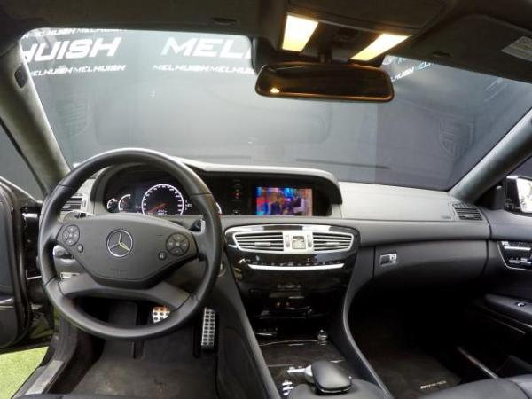 Mercedes-Benz CL63 AMG V8 BITURBO 544 HP año 2013