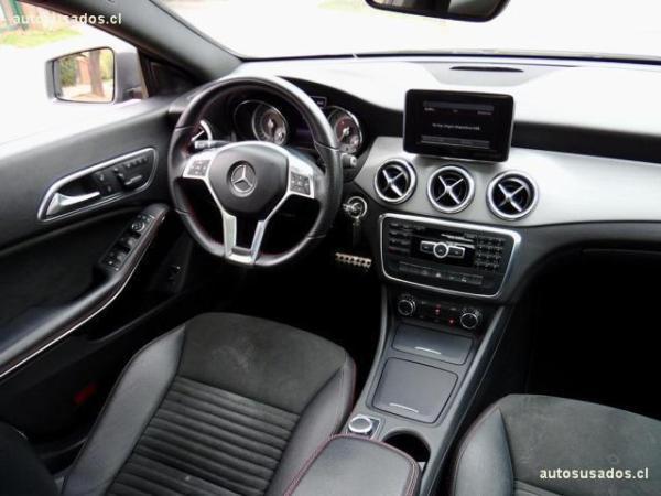 Mercedes-Benz CLA CDI 2.12 año 2013