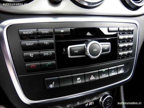 Mercedes-Benz CLA AMG 2.0 año 2014