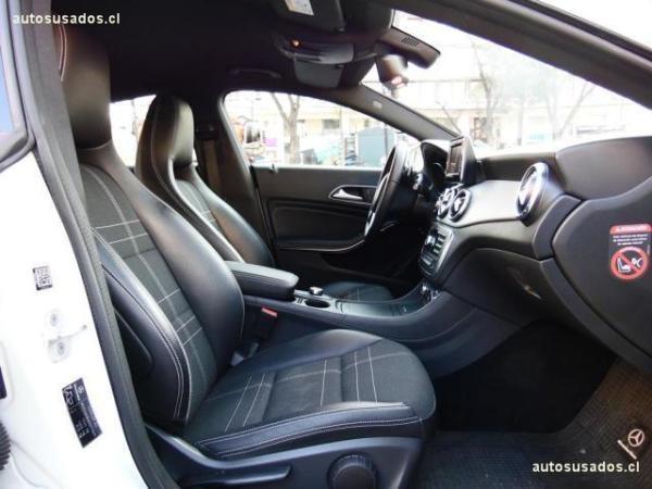 Mercedes-Benz CLA 1.6 año 2014