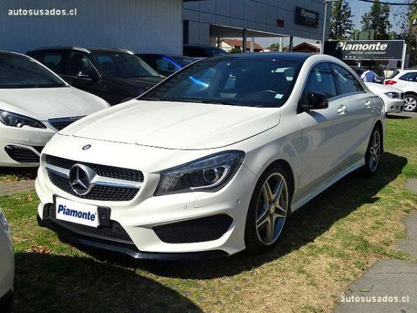 Mercedes-Benz CLA CDI año 2014