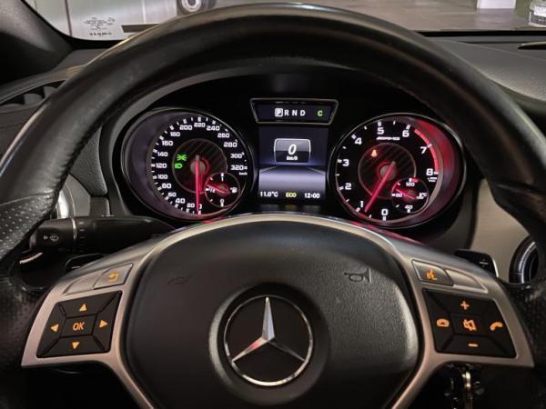 Mercedes-Benz CLA AMG año 2014