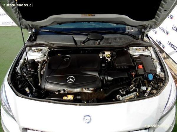 Mercedes-Benz CLA 2.0 año 2014