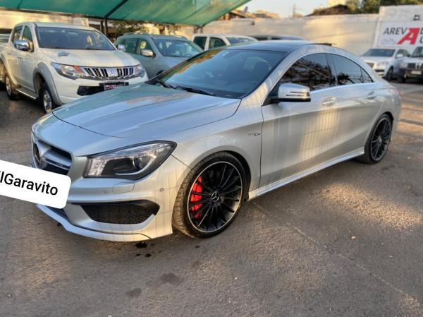 Mercedes-Benz CLA AMG 4MATIC Coupé año 2016