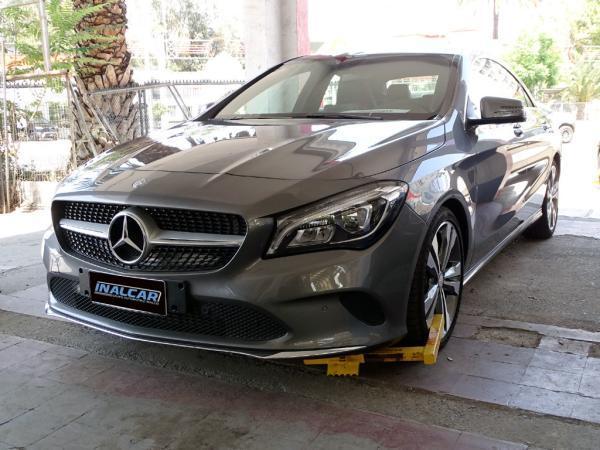 Mercedes-Benz CLA AT año 2017