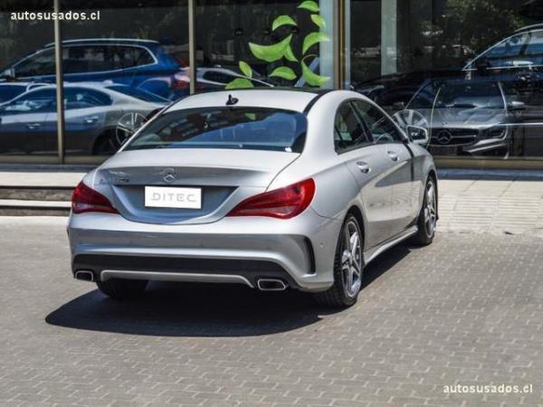 Mercedes-Benz CLA CLA220 D año 2017