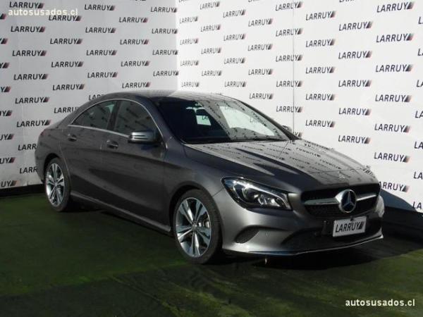 Mercedes-Benz CLA D 1.6 año 2018