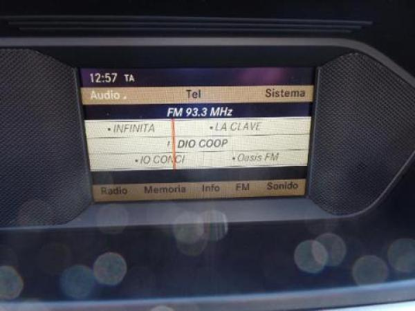 Mercedes-Benz Clase C  año 2012