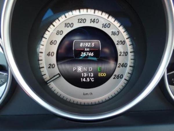 Mercedes-Benz Clase C  año 2015