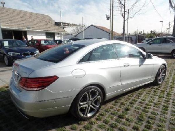 Mercedes-Benz Clase E  año 2014