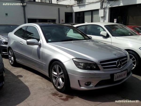 Mercedes-Benz CLC200 K Evolution 1.8 año 2009