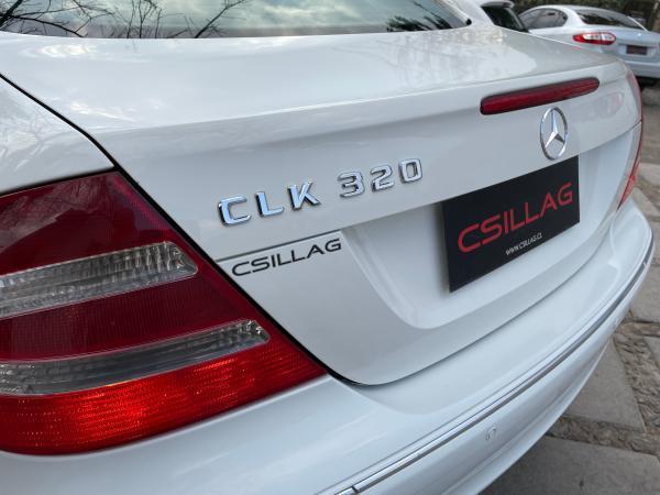 Mercedes-Benz CLK320 COUPE 3.2 año 2004