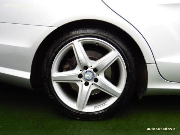 Mercedes-Benz CLS500 5.5 año 2012