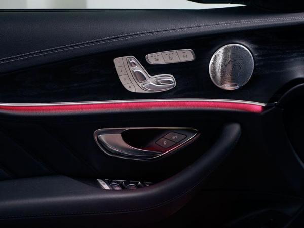 Mercedes-Benz E 43 AMG BITURBO 4MATIC año 2018