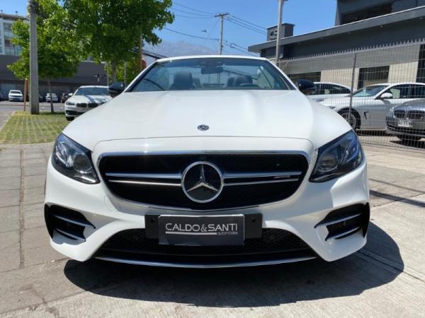 Mercedes-Benz E 53 3.0 AT AMG CABRIOLET 4MAT año 2019