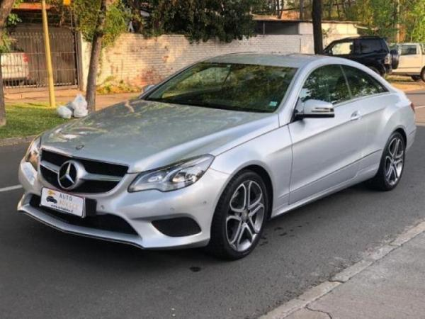 Mercedes-Benz E200 2.0 COUPE año 2014