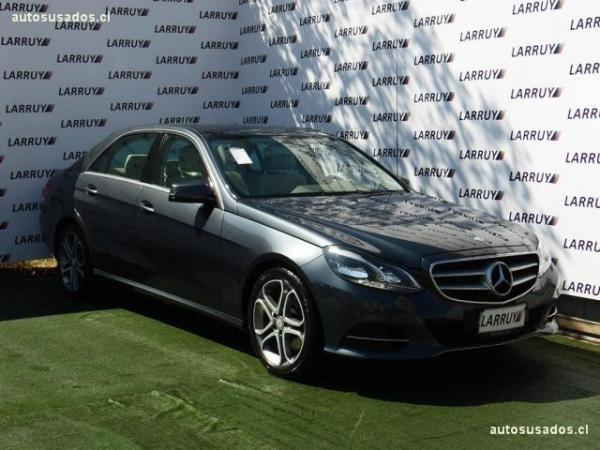 Mercedes-Benz E200 2.0 año 2014