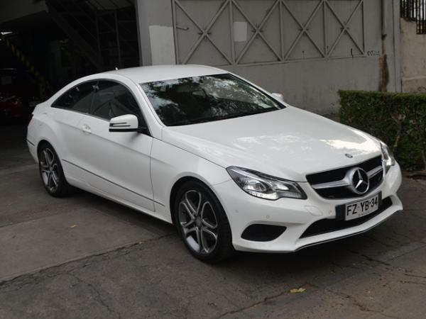 Mercedes-Benz E200 COUPE año 2014